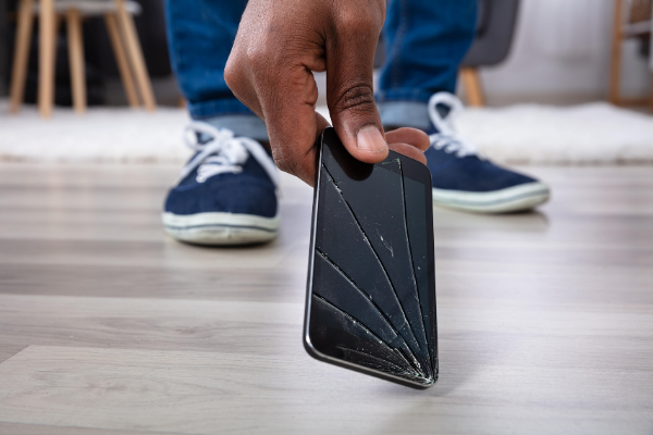 Why you need insurance in the palm of your hand for all those 'oops, eina, wuuu shem' moments.