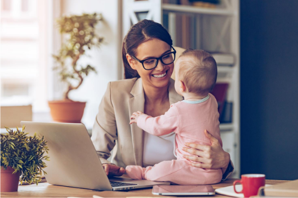 How to support yourself financially and emotionally as a single mom.
